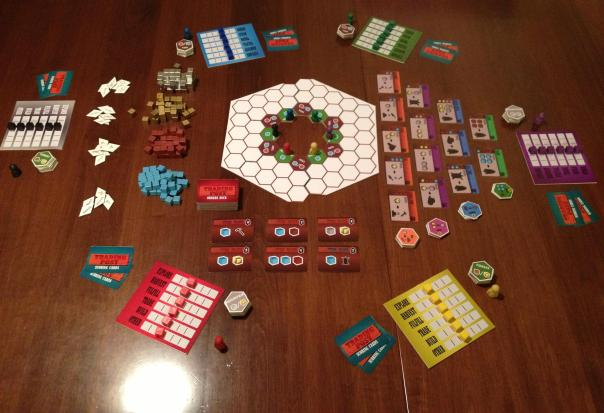 Current Trading Post prototype. I think it at least looks cool!