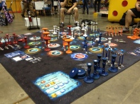 For some reason I really love the large versions of board games.