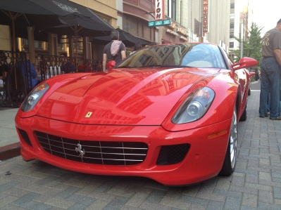Yes... Ferrari California!