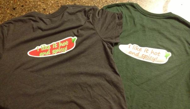 Scoville Shirts
