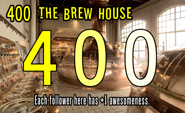 Not very playable, but it helps me celebrate 400+ awesome followers!