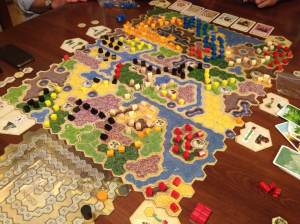 6 Player Kingdom Builder Variant of Awesomeness!