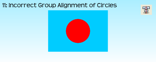 AlignmentEx11-Incorrect Alignment