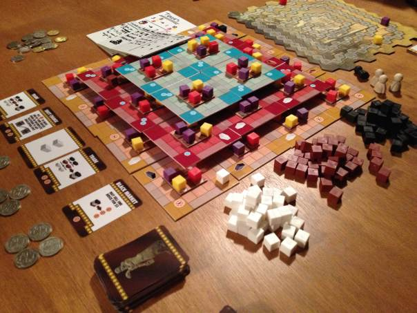 2015: Year of the Ziggurat