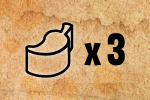 Use these multiplier tokens when you have a bunch in your stash and the supply is running low.