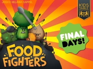Time to get messy and join the Food Fight!