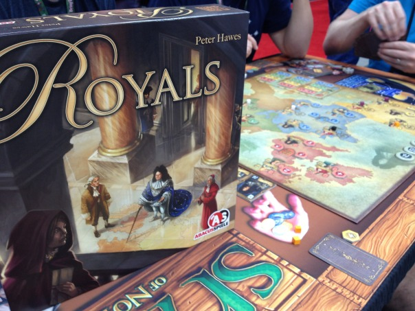 Game Demo #2: Royals