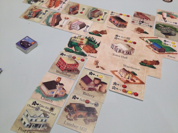 Demo of New Bedford from Dice Hate Me games and Greater Than Games. Looks awesome!