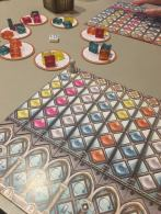 "Azul: Stained Glass of Sintra was a hit with our group. We really like the standard Azul and this was a nice, more ""gamey"" sequel."
